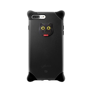 Bone / iPhone 8 Plus / 7 Plus Bubble Protector Case - Cat