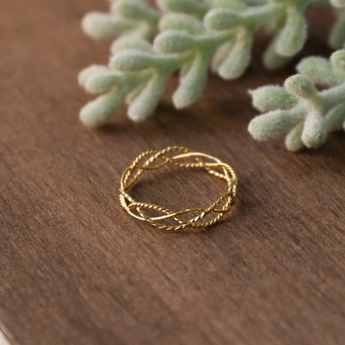 Japanese handmade ornaments - vine rings