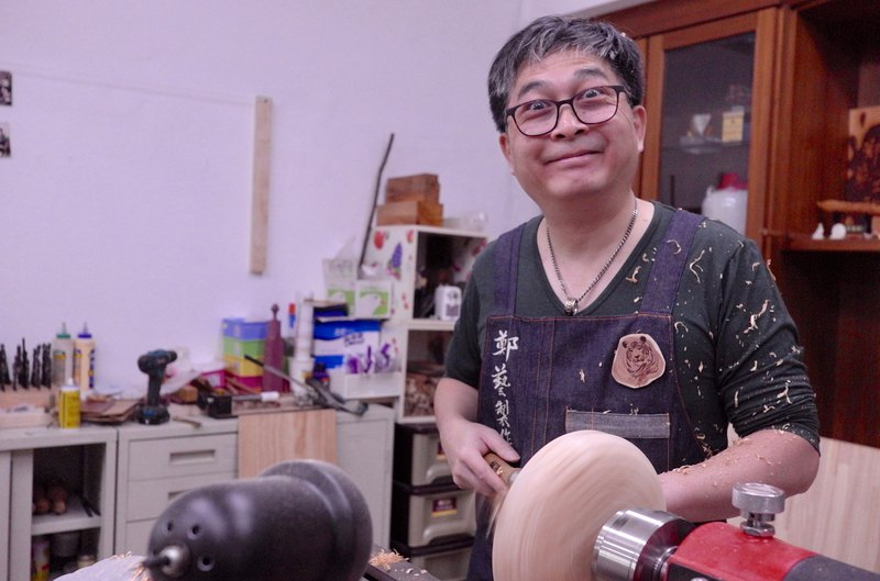 【Workshops】[1 group] Taiwanese lathe hand-made wooden pen-hand-made course
