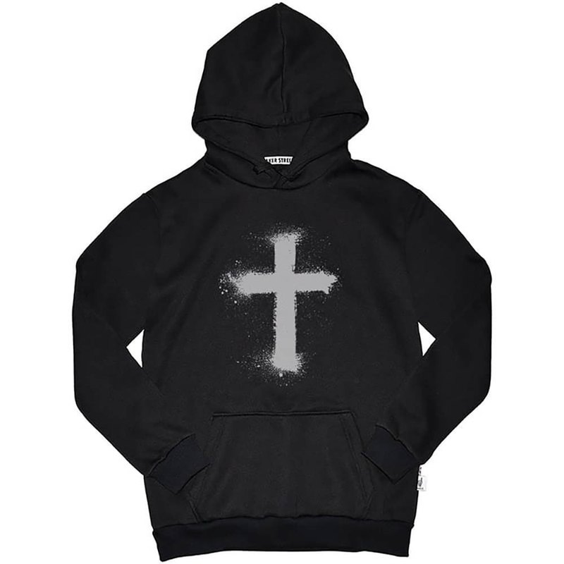 British Fashion Brand -Baker Street- St Cross Hoodie