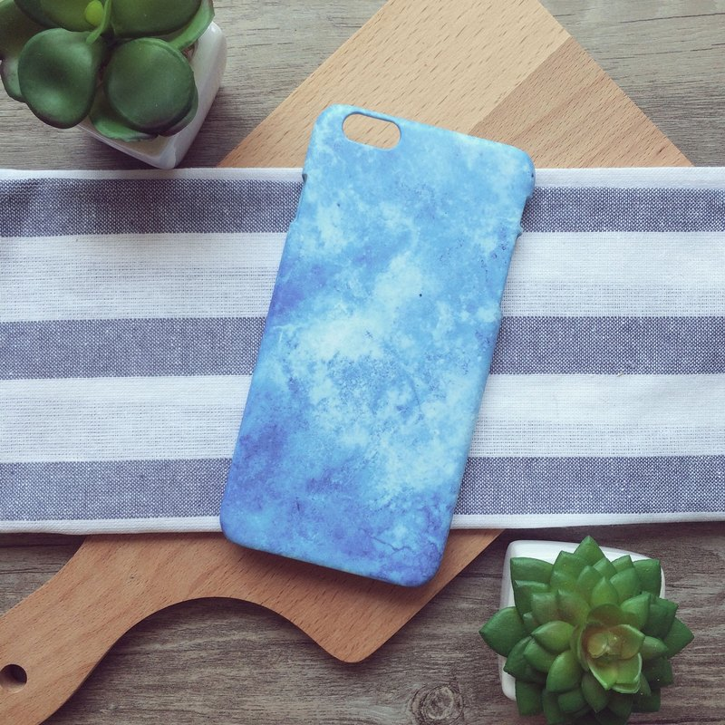 Baby Blue Star Universe. Matte Case( iPhone, HTC, Samsung, Sony, LG, OPPO)