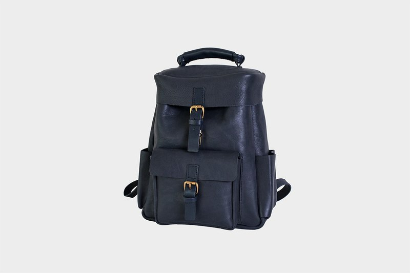 Hsu & Daughter Square Cover Backpack [HDA0043]