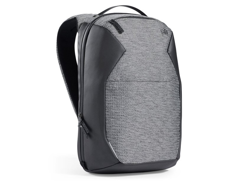 [STM] Myth Dream Series 18L Backpack 15 吋 Notebook After Backpack (Gray Rock Black)