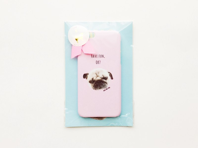 [YONG] Yong * Too serious you lost! HAVE FUN, OK? Phone case