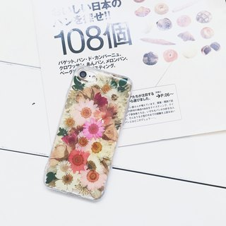 |Souvenirs|Original handmade first love pressed iPhone Xs Max mobile phone shell Valentine's Day gift