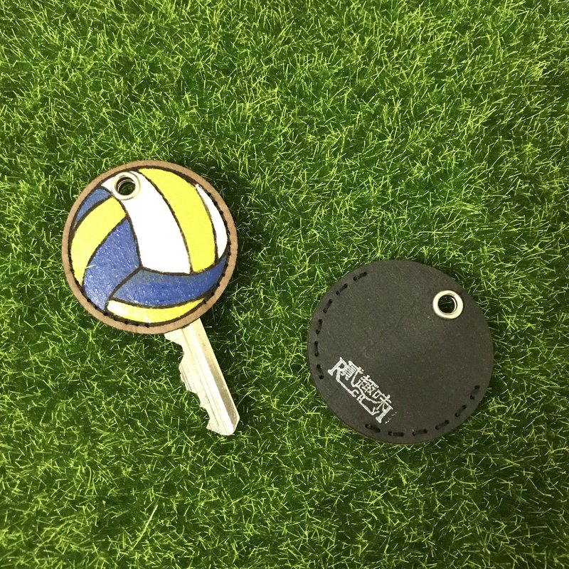 [Dancing Shoes] Volleyball Key Set