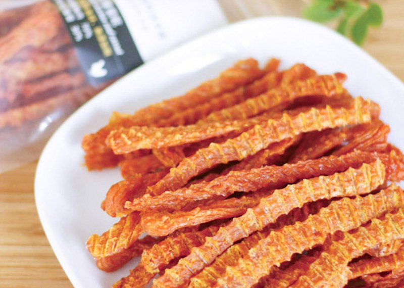 Oggi 喔吉!Carrot chicken strips