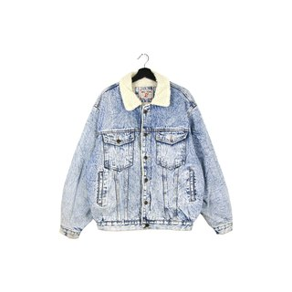 Back to Green :: Shop Cotton Denim Jacket BIG TOM Washable Vintage (DJ-01)