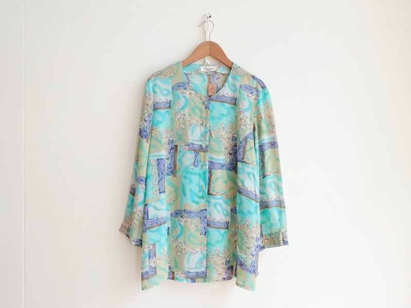 Vintage / Shirt / Long Sleeve no.175 tk