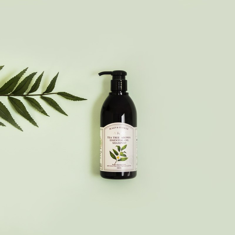 Tea Tree Essential Oil Shampoo 300ml