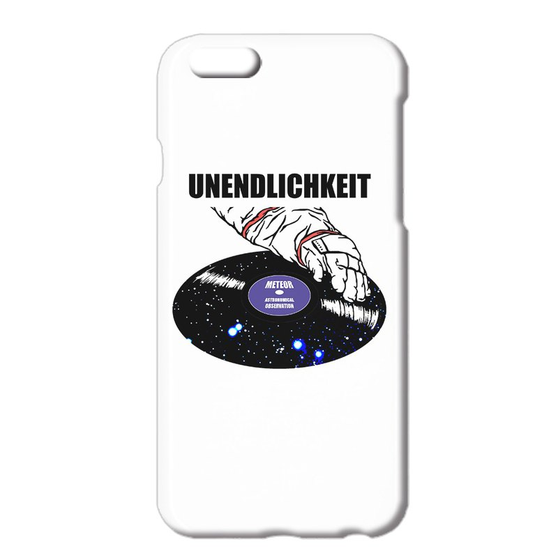 iPhone case / Scratch the galaxy