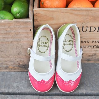 Annabelle Candy-colored Doll Shoes