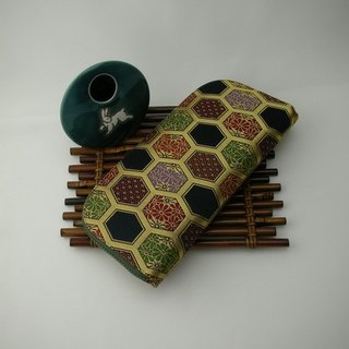 "Beijing West Jin Jin Jin Weaving ""Xiao Bing Tortoise A"" - long clip / wallet / coin purse / gift - the last one"