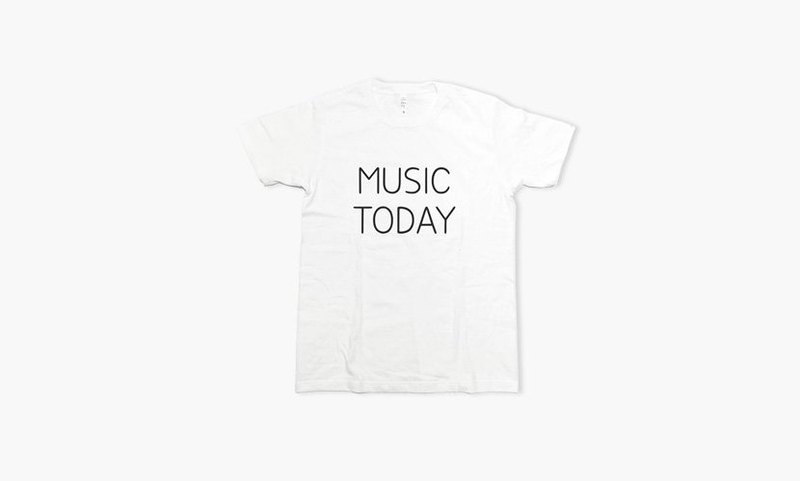 NORITAKE - MUSIC TODAY T-SHIRT
