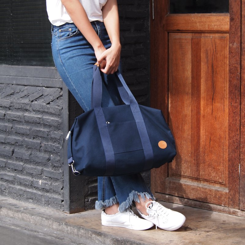 Simply Collection - Navy Blue (Cross Body, Tote Bag, Travel, Cloth, Canvas)