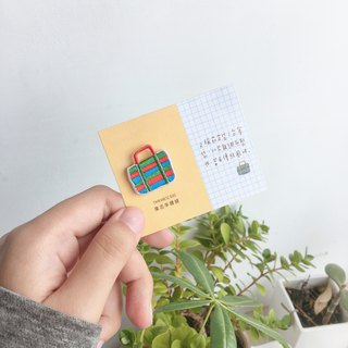 Embroidery pin | Taiwan old things - Taiwanese bag