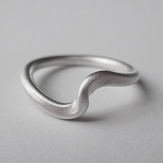 Lightup workshop - ring, I AM LOVED, 999-Fine Silver