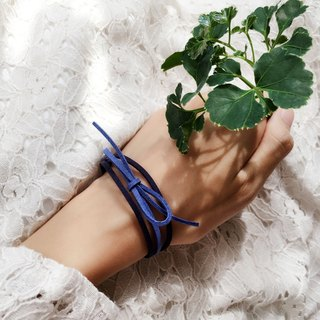 Handmade Simple Stylish Bracelets–dark blue limited