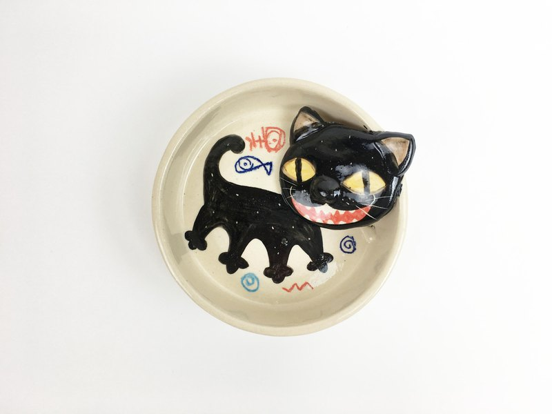 Nice Little Clay Manual Stereo Disc_Smile Black Cat 0308-01