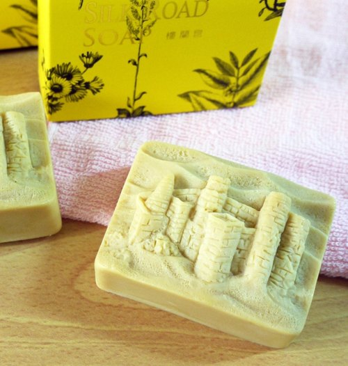 Loulan soap SILK ROAD SOAP