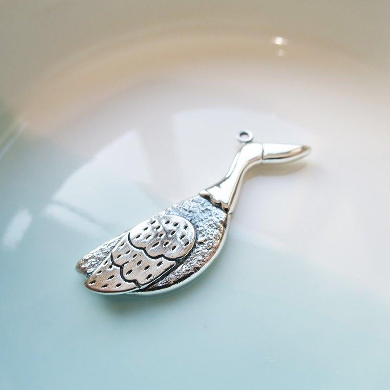 我是一隻小小鳥 純銀項鍊