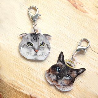 Customized hand-painted pet brand*single*Please confirm the time before payment