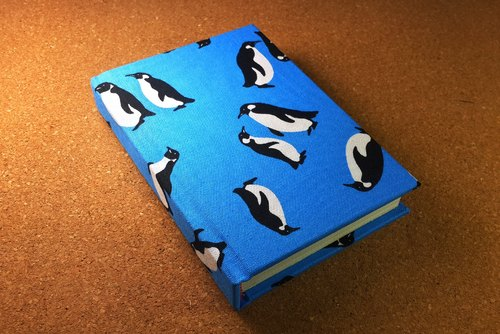IVxVI series Pingu [] 4X6 inch hardcover with this manual