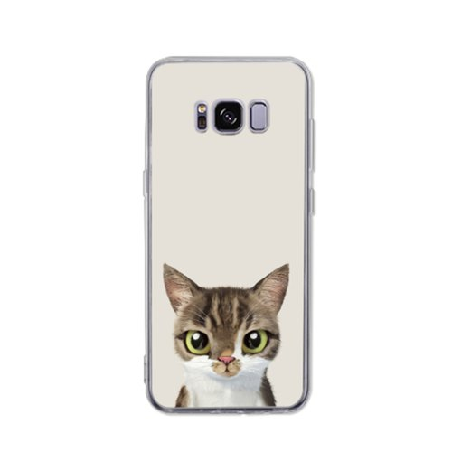Samsung Galaxy S8 Transparent Slim