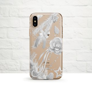 White Christmas, iPhone Xs Max, Xr to iPhone SE/5, Samsung