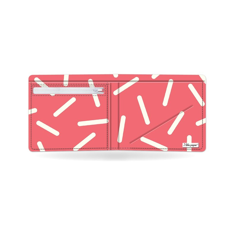 I like paper® RAYO Pappwallet Pappwallet Tyvek Paper clip / short clip / purse / Made in Germany