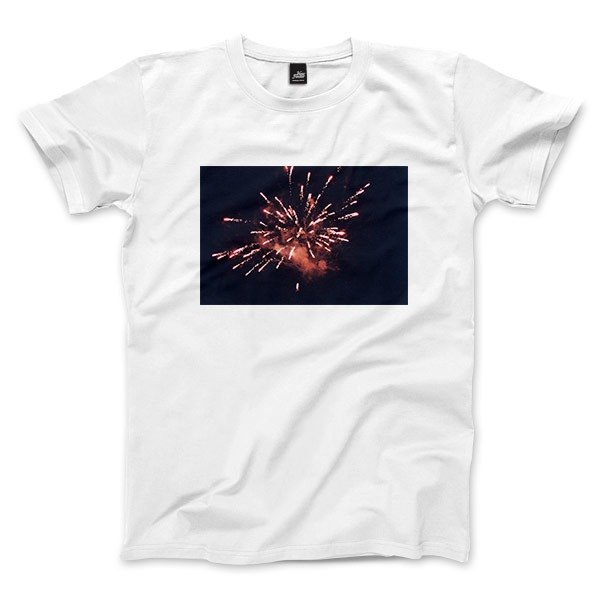 Fireworks - White - Neutral Edition T - Shirt