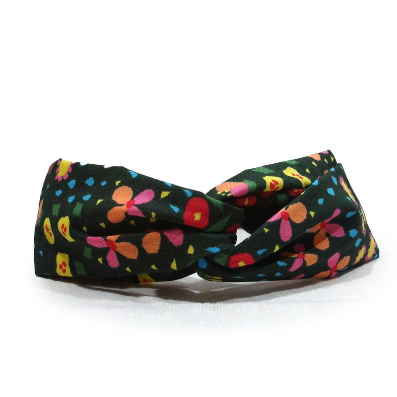 Blossom Japanese cloth limited edition | hair band