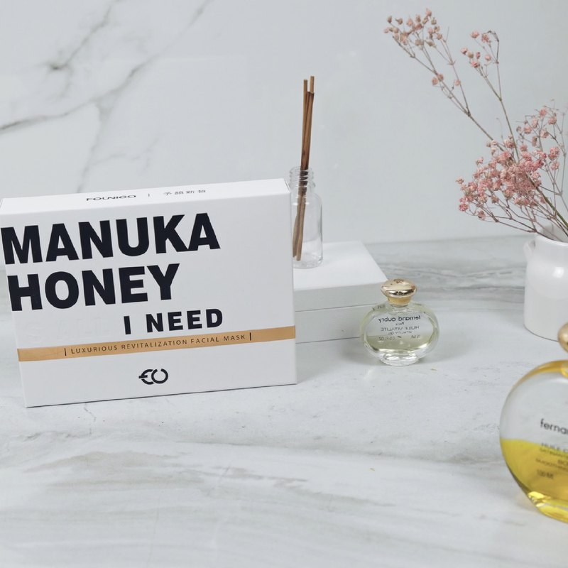 Manuka Honey Luxurious Revitalization Facial Mask