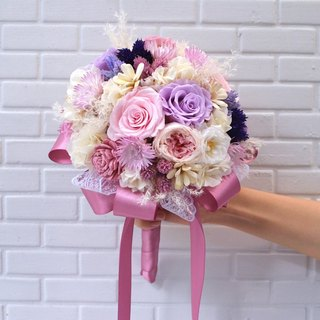 Marrying Series - Eternal Bridal Bouquet