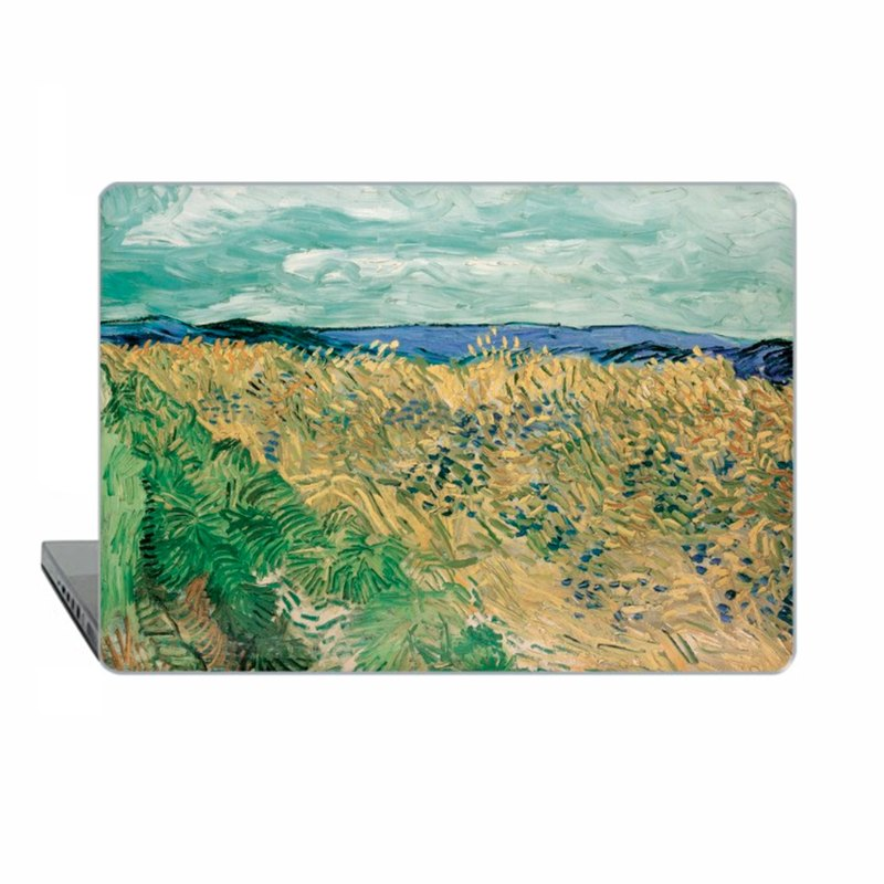 Macbook case Pro 13 touch bar Case Van Gogh MacBook Air 13 Case Impressionist Macbook 11 Wheatfield Macbook 12 Macbook 15 Retina Hard case 1775