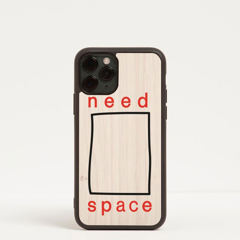 [Pre-Order] Log Phone Case / Need space-iPhone / Huawei
