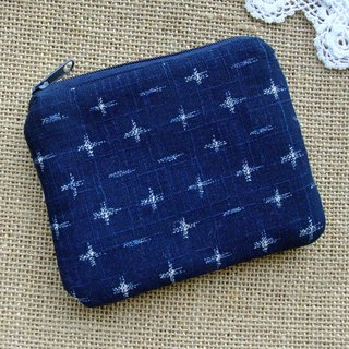 Zipper pouch / coin purse (padded) (ZS-273)