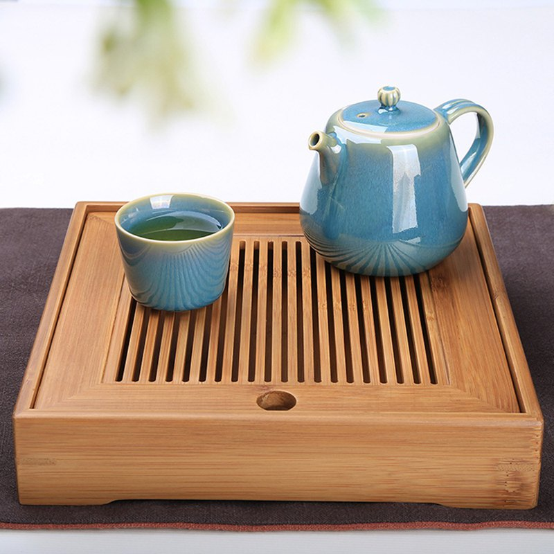 Bamboo Tray (Square)