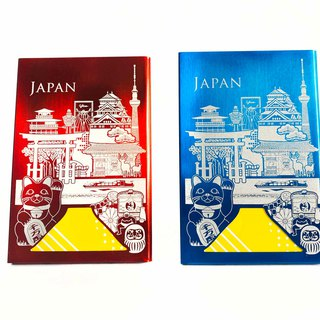 Taiwan Taichung │ │ blue card case