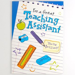 Thank you teacher for helping me a lot [Hallmark-card teacher's day]