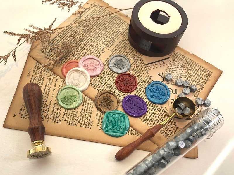 21-color test tube lacquer wax particles/sealing wax