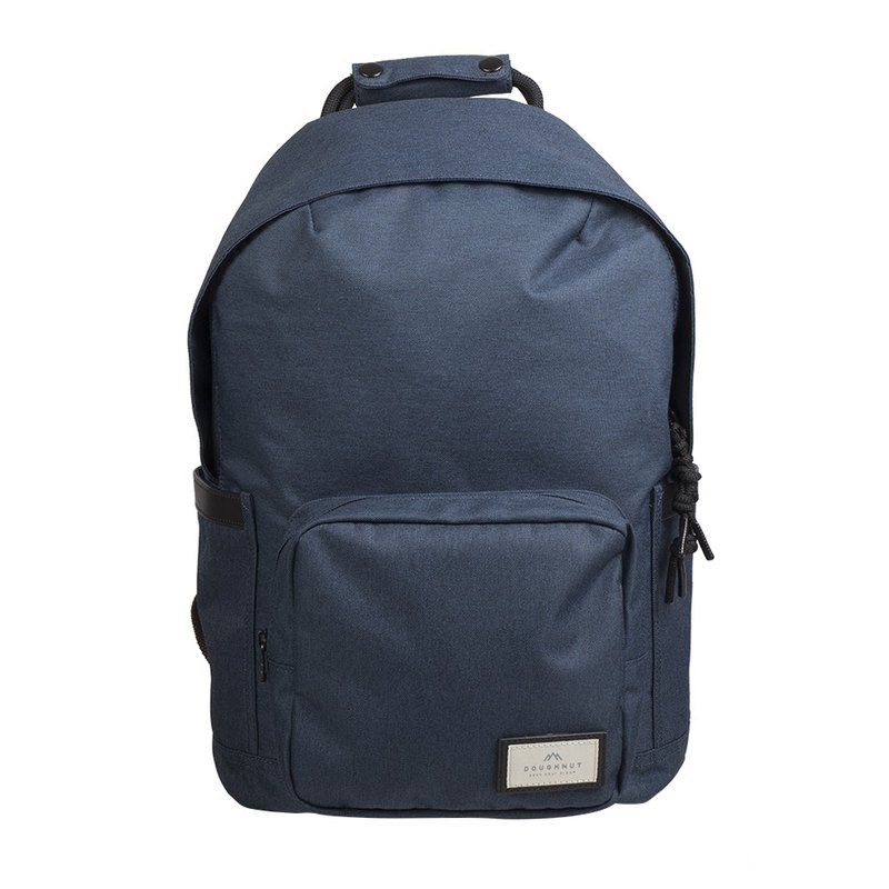 Doughnut Military Backpack-Navy