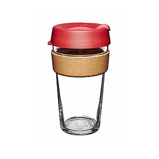 Australia KeepCup Portable Coffee Cup Cork Series L - Passion