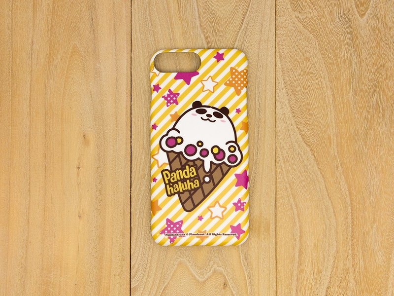Pandahaluha iPhone 7+/8+ Case (Ice-Cream)