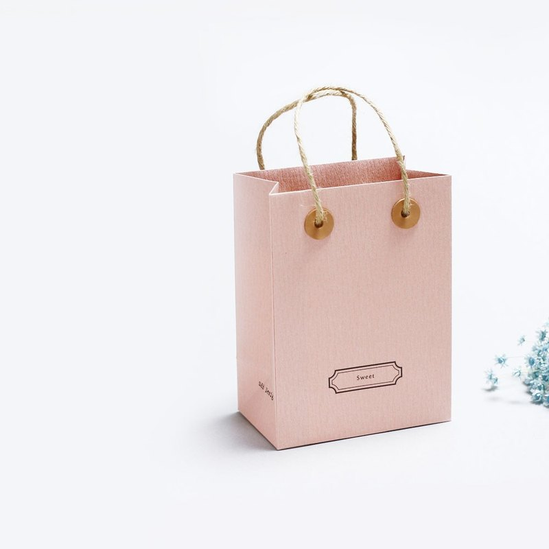 Sweet // Sakura pink) Small Sopping Bag convey the feeling a small handbag