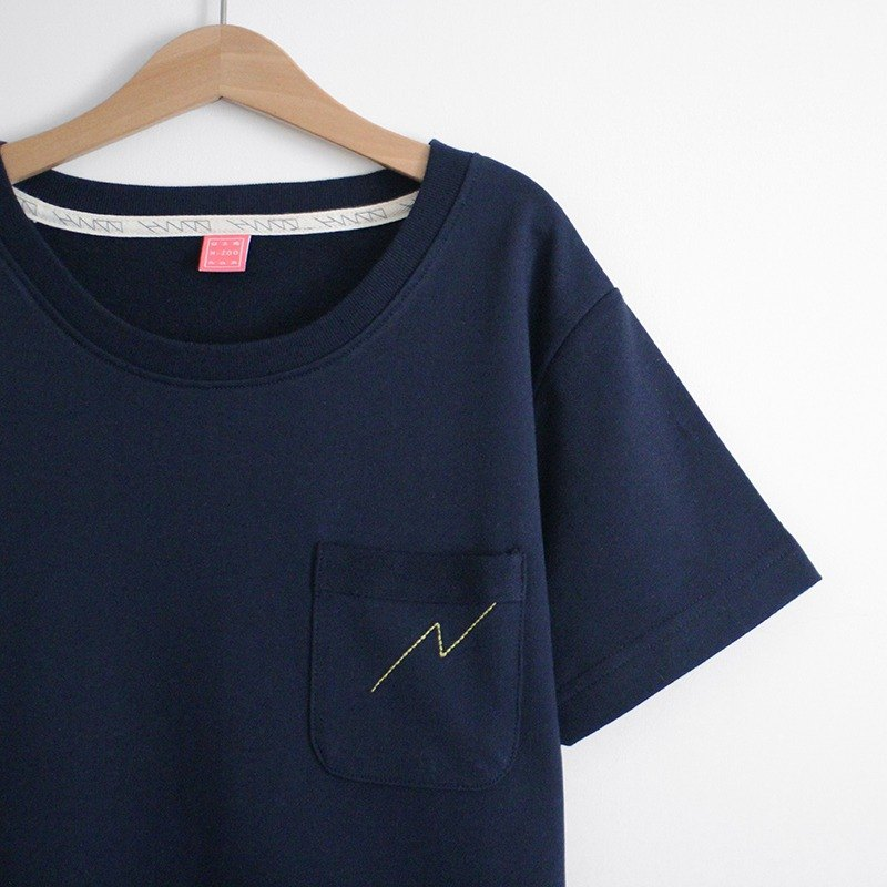Zhang Qing Lightning Pocket Tee - Sold Out