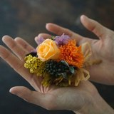 Lang :: Mother's Day tea gift box section B - double sweet tea Corsages | Flower eternal life