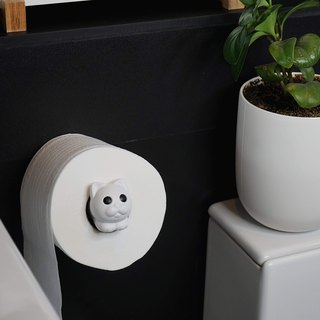 [New]QUALY Romian roll toilet paper holder