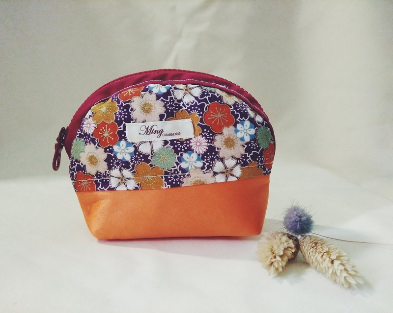 Happy plum blossom cherry purse (limited)