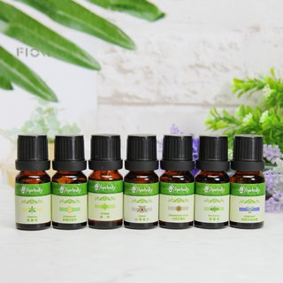[Herbal True Feelings] Silent Pleasure Series - Essential Oil (10mlx7)